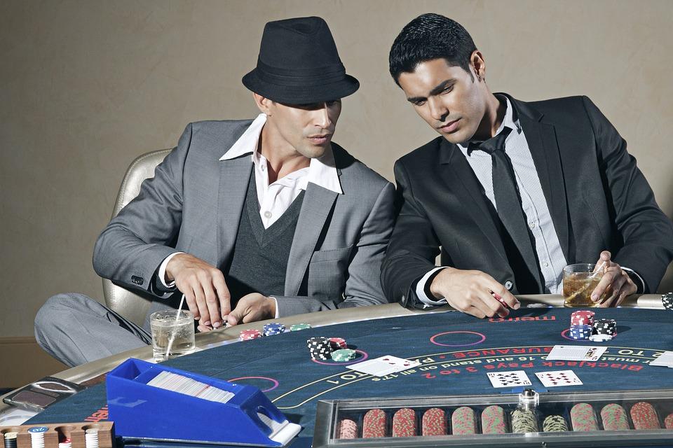 Le poker clandestin